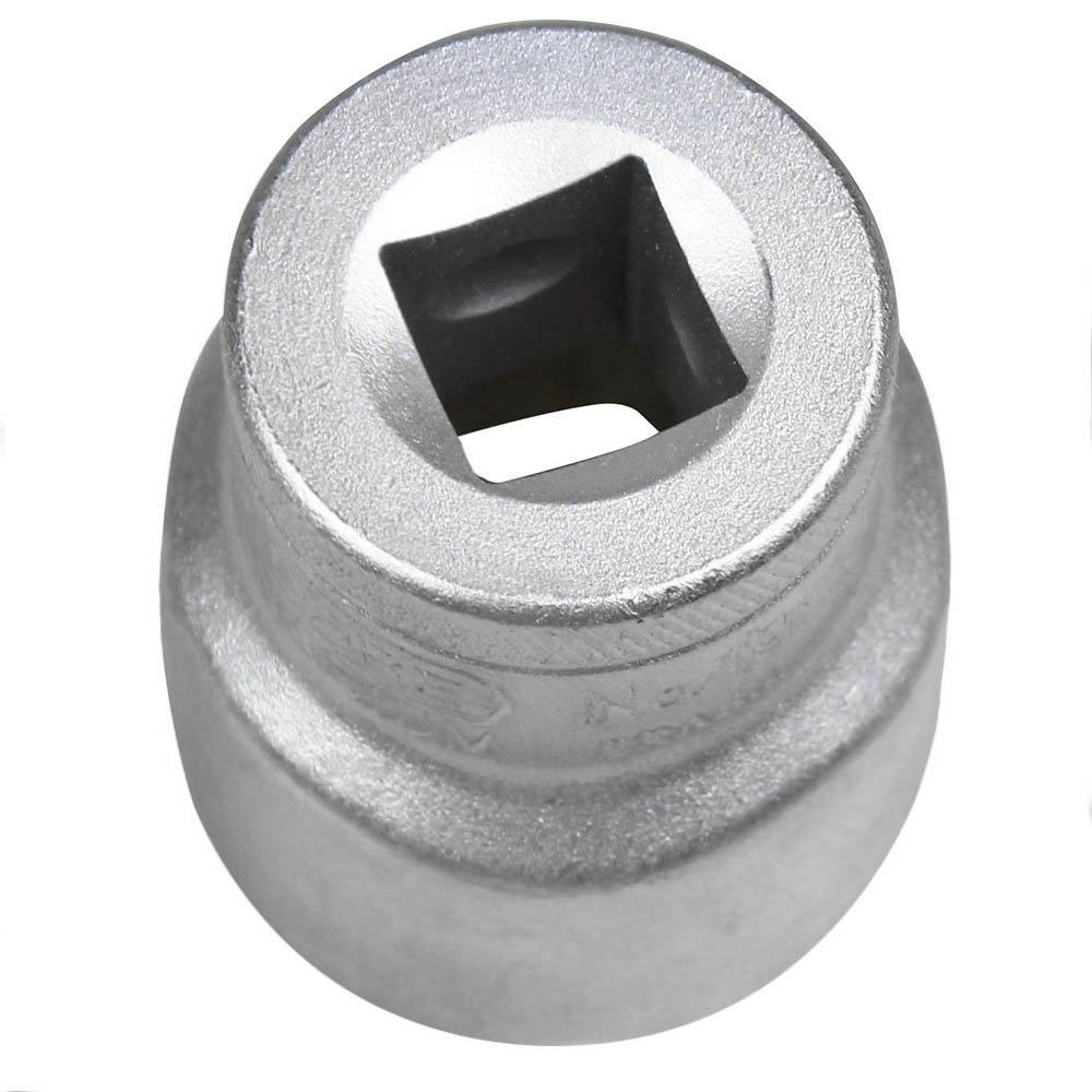 Soquete Sextavado de 28mm com Encaixe de 1/2 Pol. - Imagem zoom