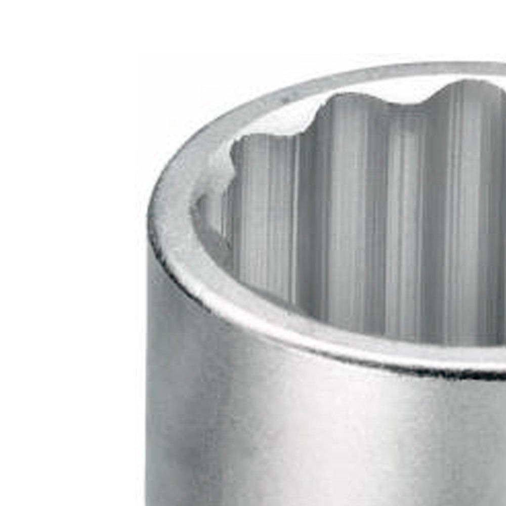 Soquete Estriado de 36mm com Encaixe de 1 Pol. - Imagem zoom