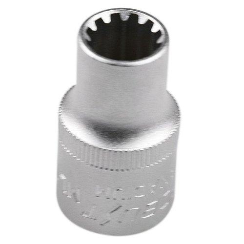 soquete multi-lock com encaixe de 1/2 pol 11 mm