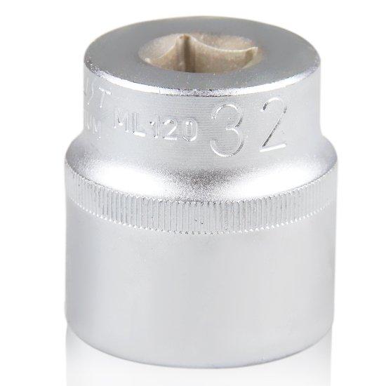 Soquete Multi-Lock de 32 mm com Encaixe de 1/2 Pol - Imagem zoom