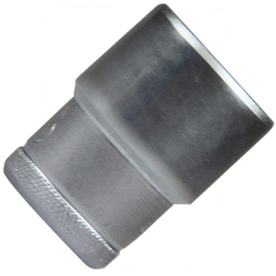 Soquete Estriado 22 mm Curto com Encaixe de 1/2 Pol.  - Imagem zoom