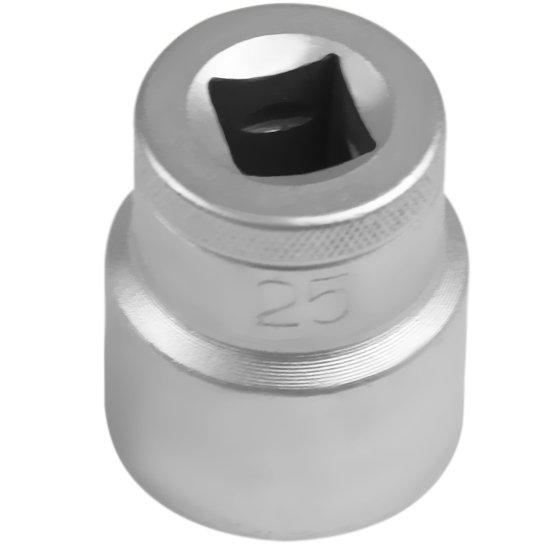 Soquete Estriado 25 mm com Encaixe de 1/2 Pol.  - Imagem zoom