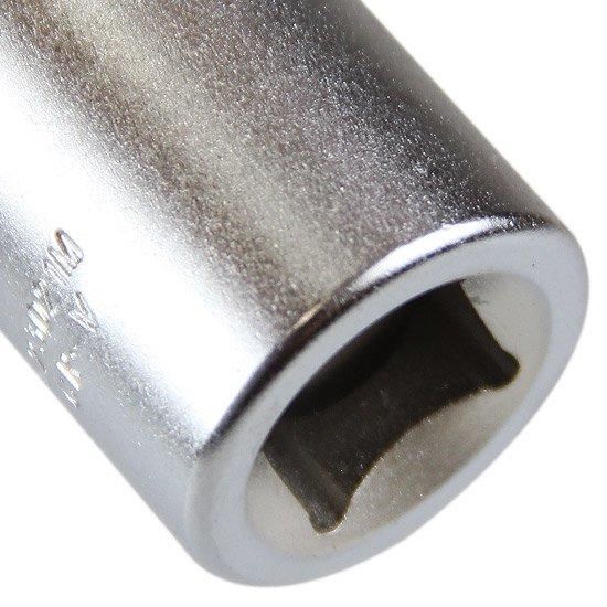 Soquete Estriado Longo 21 mm com Encaixe de 1/2 Pol.  - Imagem zoom