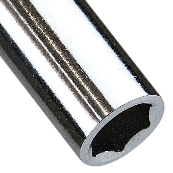Soquete Sextavado Longo 10 mm com Encaixe de 1/2 Pol.   - Imagem zoom