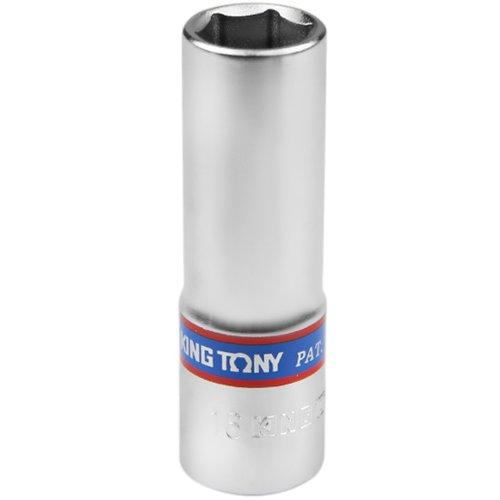 soquete sextavado longo de 16 mm com encaixe de 1/2 pol.