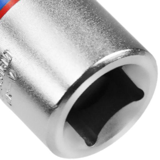 Soquete Sextavado Longo de 16 mm com Encaixe de 1/2 Pol. - Imagem zoom