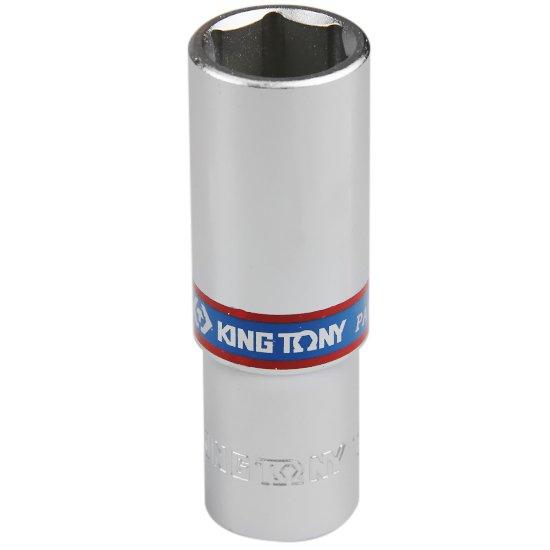 Soquete Sextavado Longo com Encaixe de 1/2 Pol. - 18 mm - Imagem zoom