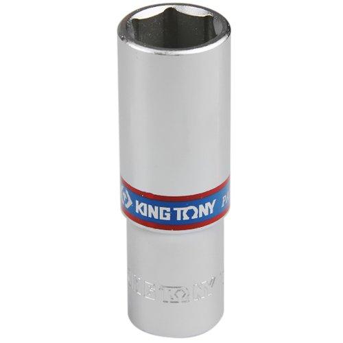 soquete sextavado longo com encaixe de 1/2 pol. - 18 mm