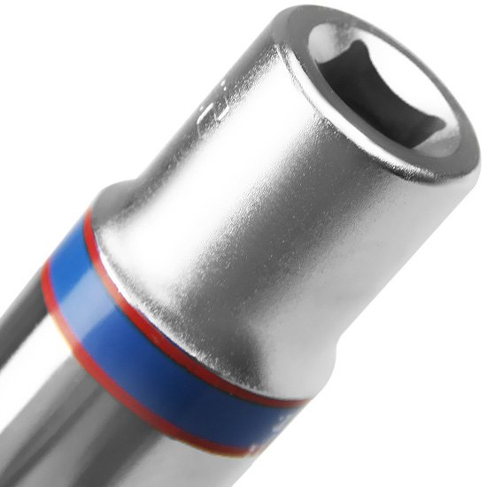 Soquete Sextavado Longo 23 mm com Encaixe de 1/2 Pol. - Imagem zoom