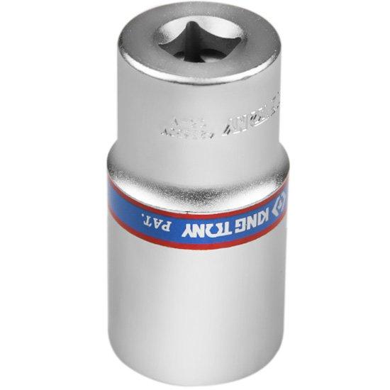 Soquete Sextavado Longo de 30 mm com Encaixe de 1/2 Pol. - Imagem zoom