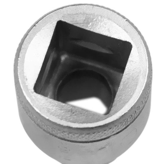 Soquete Sextavado de 10 mm com Encaixe 1/2 Pol. - Imagem zoom