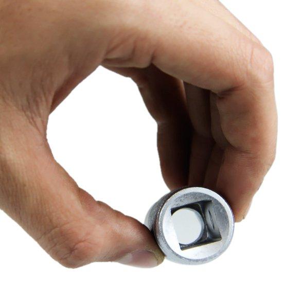 Soquete Sextavado com Encaixe 1/2 Pol. - 15 mm  - Imagem zoom