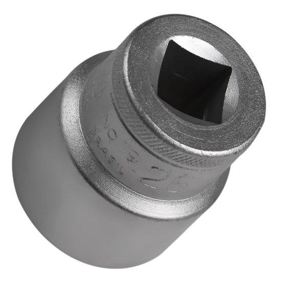 Soquete Sextavado 26 mm e Encaixe de 1/2 Pol.  - Imagem zoom