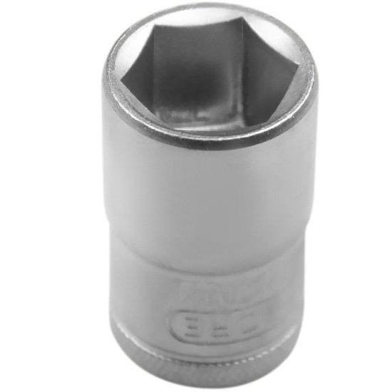 Soquete Sextavado de 17mm com Encaixe 1/2 Pol. - Imagem zoom