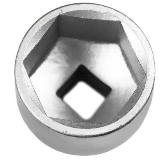 Soquete Sextavado 1/2 Pol.  32mm  - Imagem zoom