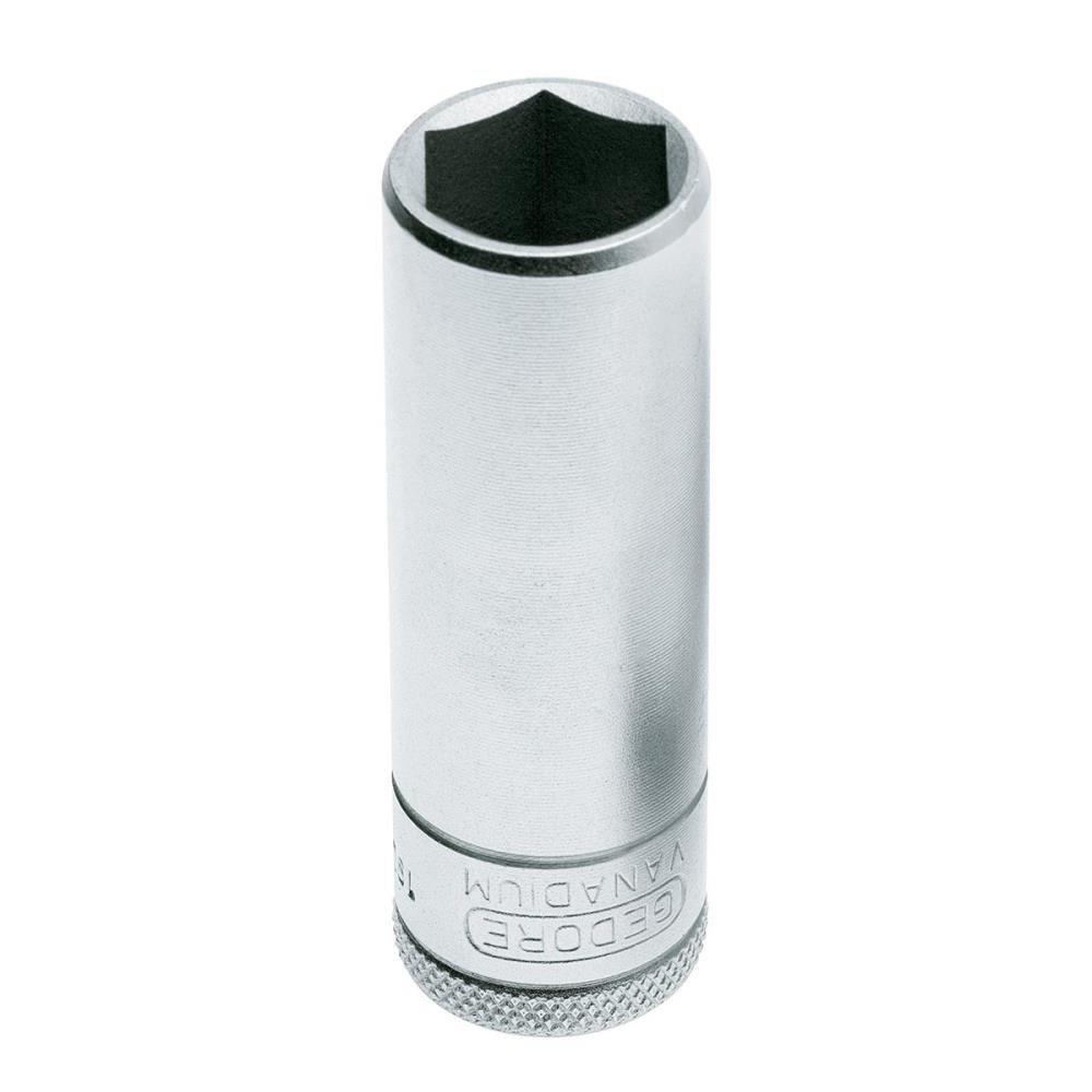 Soquete sextavado longo 17mm de 1/2 Gedore - Imagem zoom