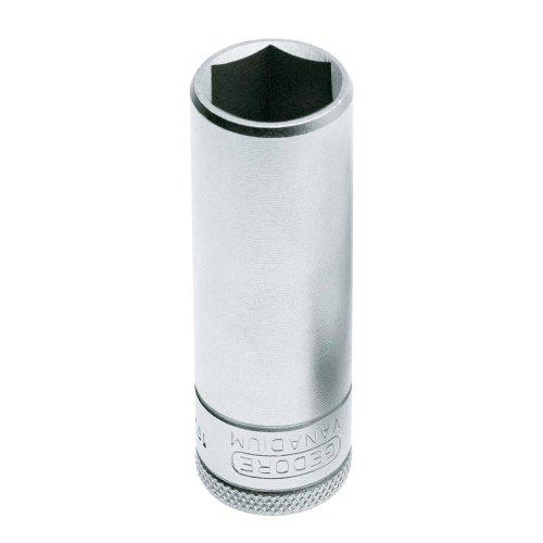 soquete sextavado longo 21mm de 1/2 gedore