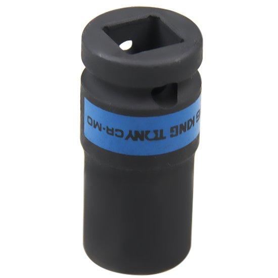 Soquete Sextavado de Impacto Longo com Encaixe de 1/2 Pol  - 16mm - Imagem zoom