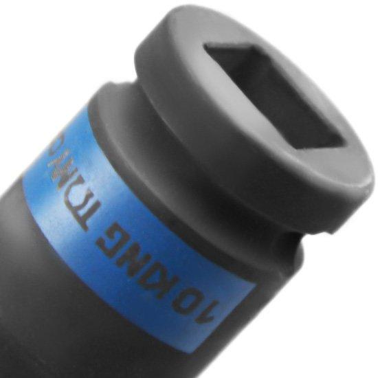 Soquete de Impacto Extra Longo de 1/2 Pol. - 10 mm - Imagem zoom