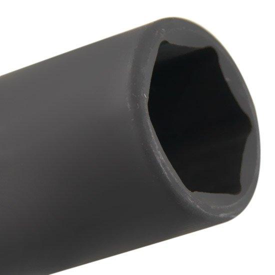 Soquete de Impacto Extra Longo 23 mm e Encaixe de 1/2 Pol.  - Imagem zoom