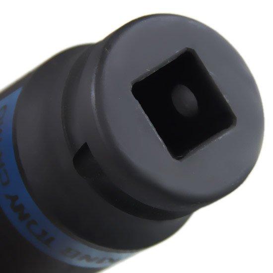 Soquete de Impacto Extra Longo 24 mm e Encaixe de 1/2 Pol.  - Imagem zoom