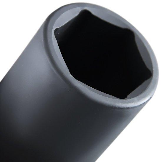Soquete de Impacto Extra Longo 30 mm e Encaixe de 1/2 Pol.  - Imagem zoom