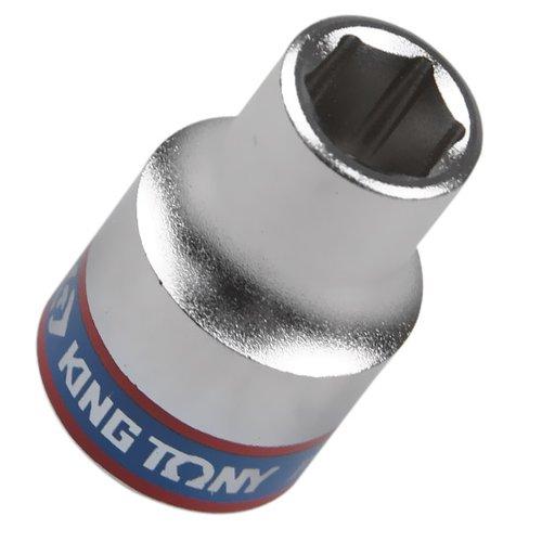 soquete sextavado curto 11 mm e encaixe de 1/2 pol.