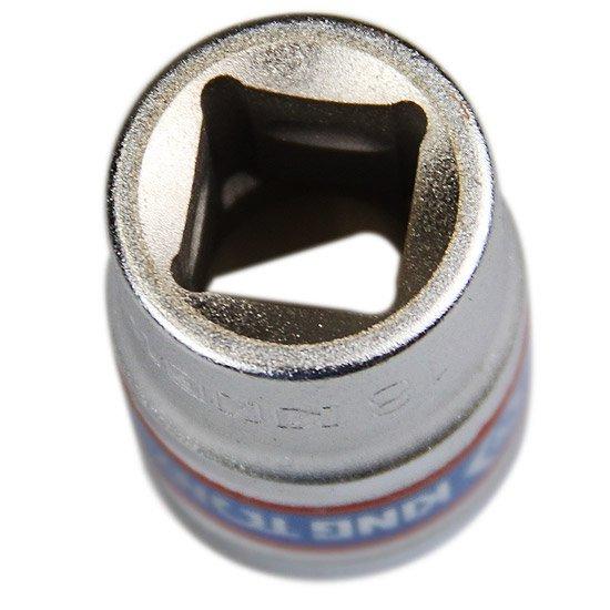 Soquete Sextavado Curto 18 mm com Encaixe  de 1/2 Pol.  - Imagem zoom
