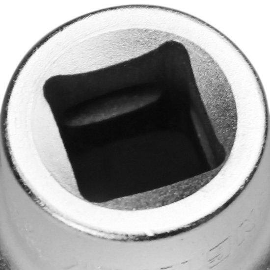 Soquete Sextavado Curto 22 mm com Encaixe  de 1/2 Pol.  - Imagem zoom