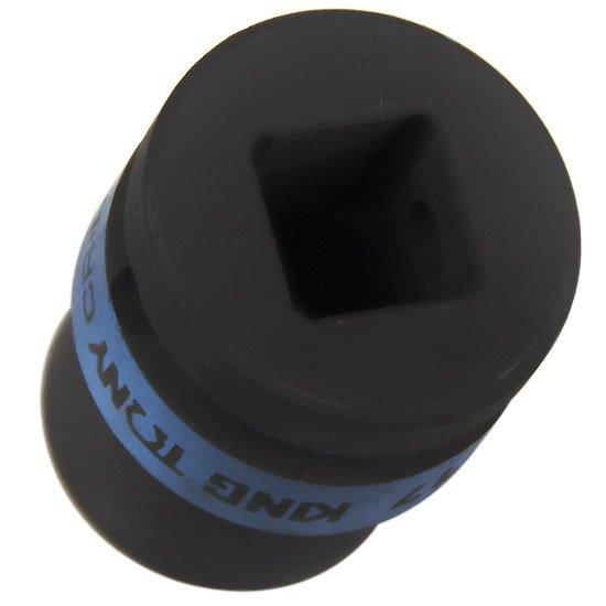 Soquete de Impacto Sextavado Curto 17 mm com Encaixe de 1/2 Pol. - Imagem zoom