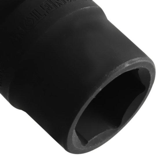 Soquete de Impacto Sextavado Curto com Encaixe de 1/2 Pol. de 19 mm - Imagem zoom