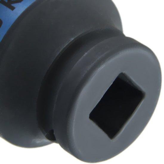 Soquete de Impacto Sextavado Curto 30 mm e Encaixe de 1/2 Pol.  - Imagem zoom