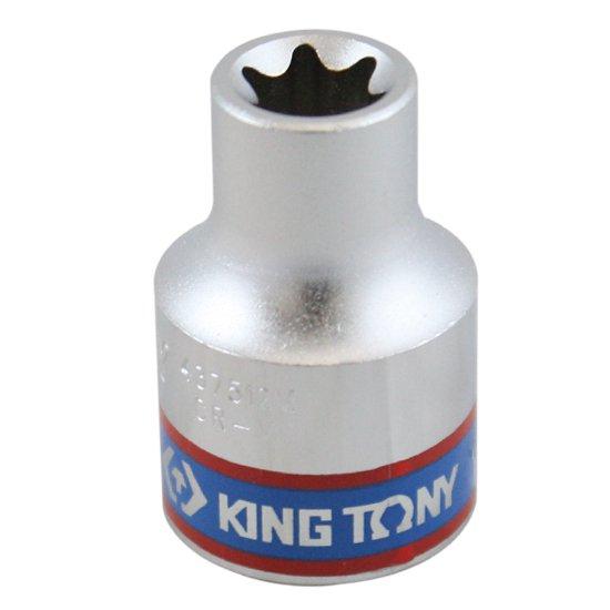 Soquete Tipo Tork com Encaixe de 1/2 Pol.  - E-12 - Imagem zoom