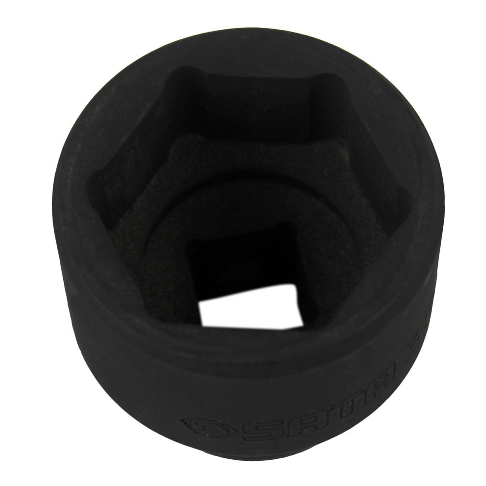 Soquete de Impacto Sextavado de 30mm com Encaixe de 1/2 Pol. - Imagem zoom