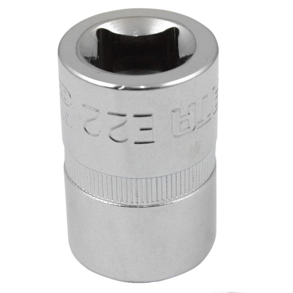 Soquete Tork E22 com Encaixe de 1/2 Pol. - Imagem zoom