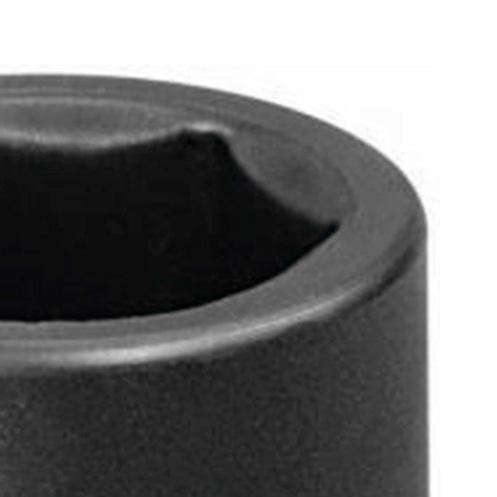 Soquete de Impacto Sextavado de 17mm com Encaixe de 3/4 Pol. - Imagem zoom