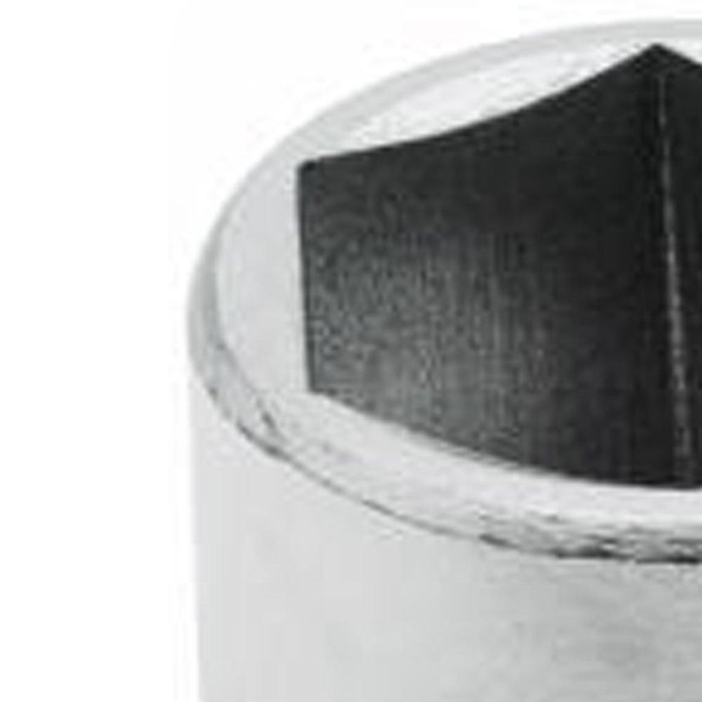 Soquete Sextavado de 30mm com Encaixe de 3/4 Pol. - Imagem zoom