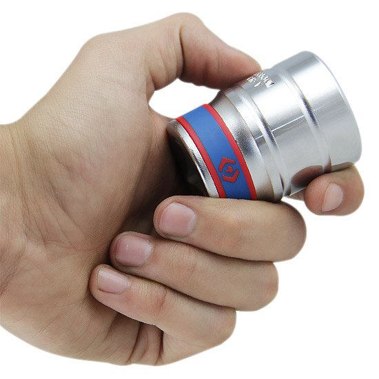 Soquete Sextavado de 30 mm com Encaixe de 3/4 Pol  - Imagem zoom