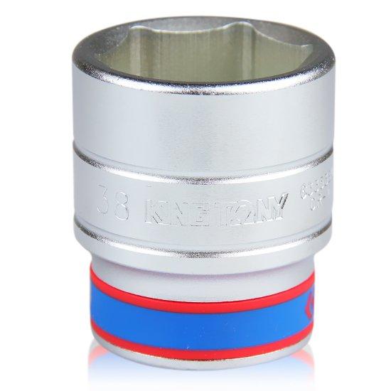 Soquete Sextavado de 38 mm com Encaixe de 3/4 Pol. - Imagem zoom