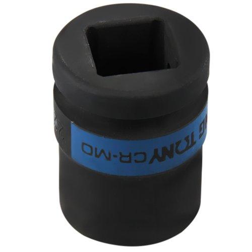 soquete de impacto 22 mm com encaixe 3/4 pol.