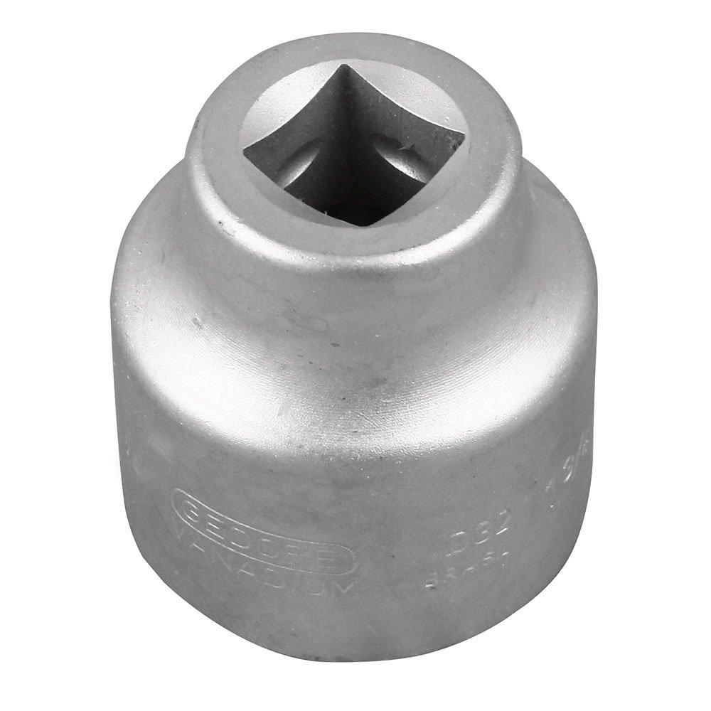 Soquete Estriado de 30mm com Encaixe de 3/4 Pol. - Imagem zoom