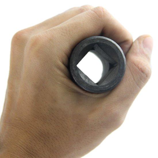 Soquete Longo com Encaixe Quadrado 3/4 - 33mm - Imagem zoom