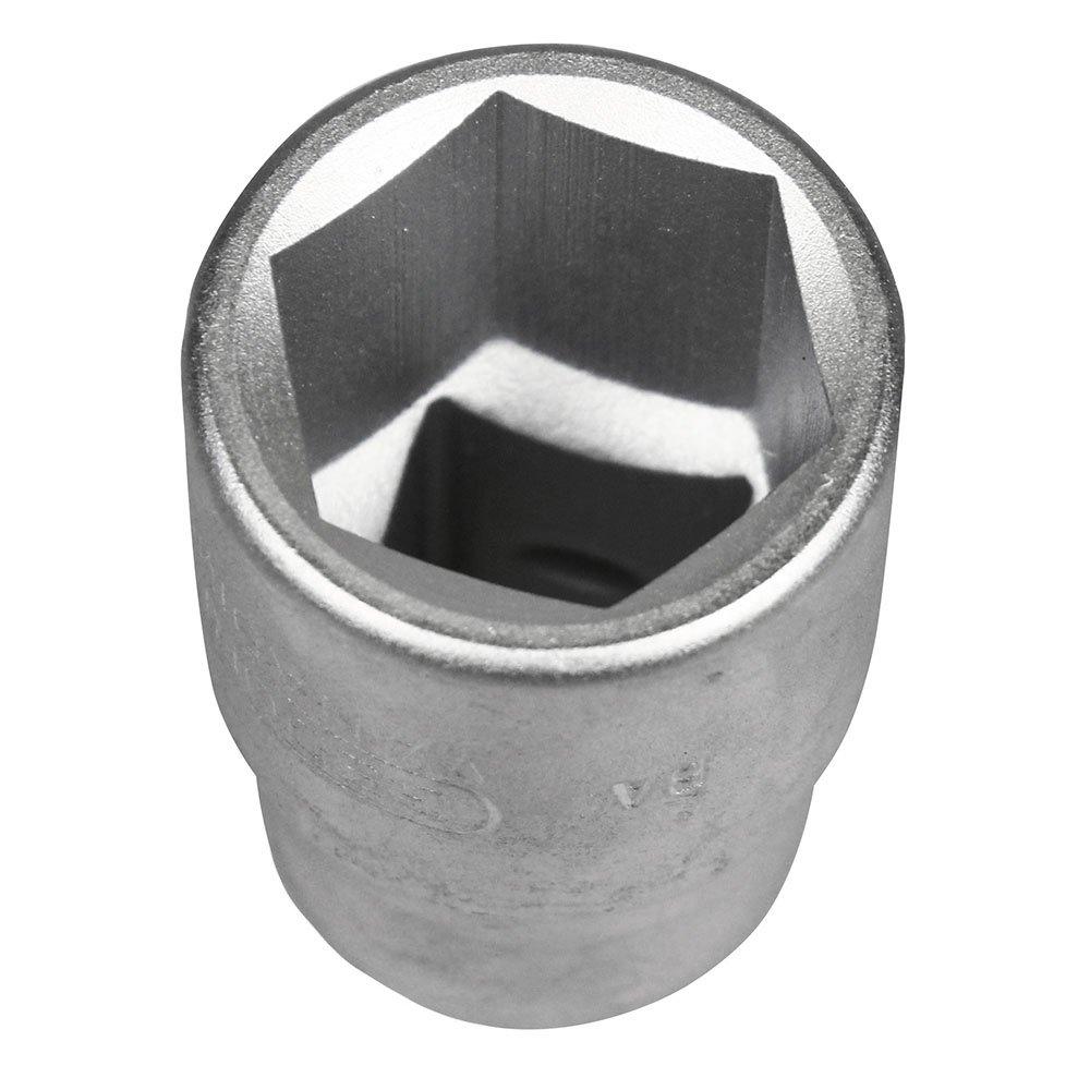 Soquete Sextavado de 27mm com Encaixe de 3/4 Pol. - Imagem zoom