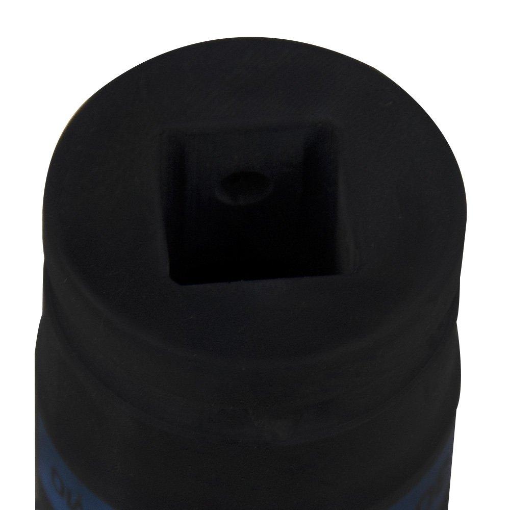Soquete de Impacto de 30mm Sextavado Longo com Encaixe de 3/4 Pol. - Imagem zoom