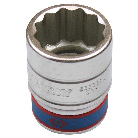 Soquete Estriado 3/4 Pol. 30mm  - Imagem zoom
