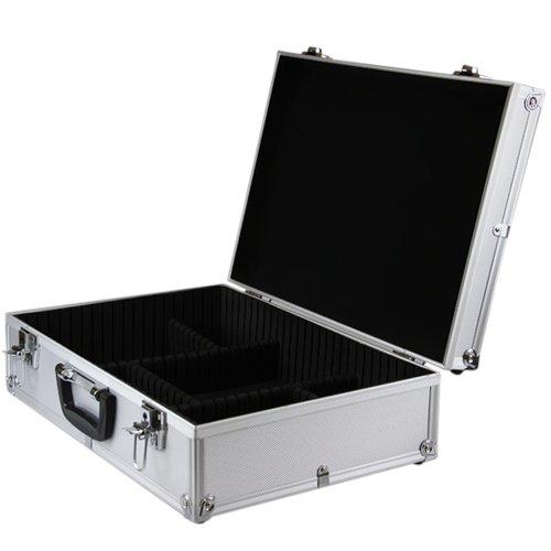 maleta de alumínio grande