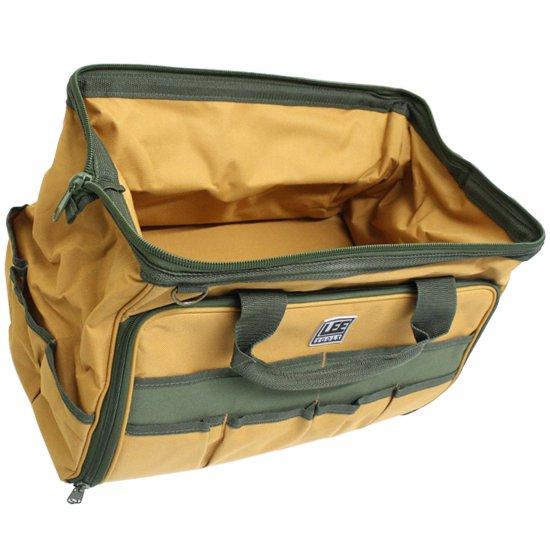 Bolsa para Ferramentas com 18 Bolsos e 1 caixa Plástica - Imagem zoom