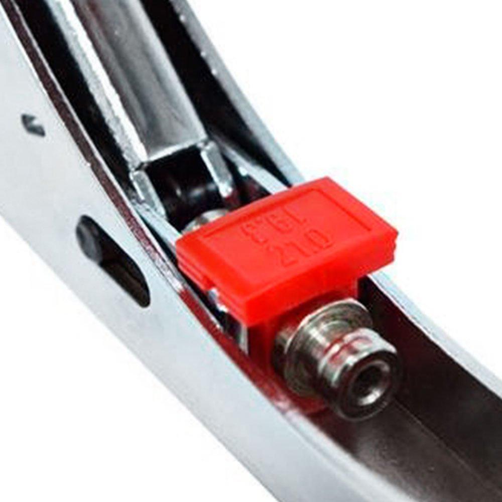 Alicate de Crimpar Conectores tipo F HK-331 - Imagem zoom