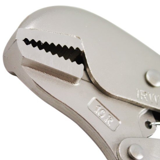 Alicate de Pressão Vise-Grip 10 Pol. com Bico Reto  - Imagem zoom