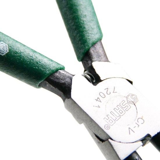 Alicate para Anéis Interno com Bico Curvo de 5 Pol - Imagem zoom
